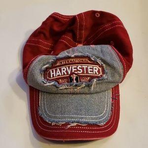 International Harvester authentic baseball cap
